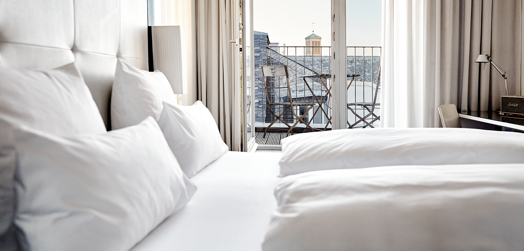 The Pure Frankfurt Rooms